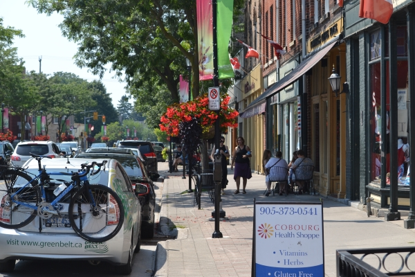 Cobourg Downtown Parking Study